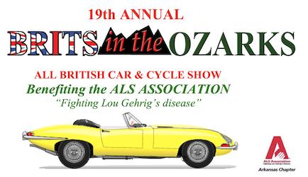 Brits in the Ozarks 2021 - Arkansas