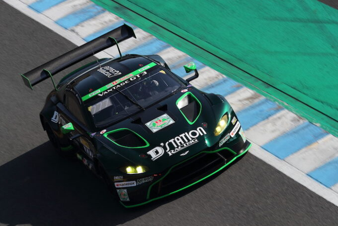 D'station Racing GT32