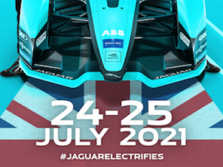 Jaguar Racing London Announcment