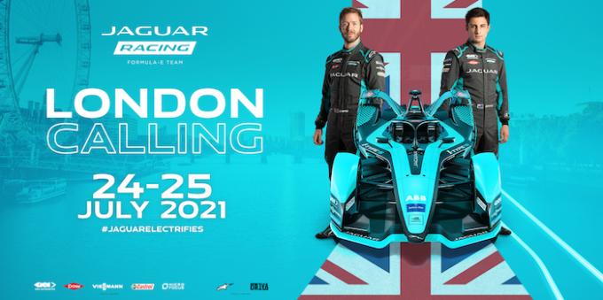 Jaguar Racing - Formula E FIA Racing in London Announcment - Header