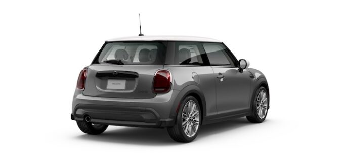 Mini USA Announces Launch of 2022 Mini Oxford Edition Hardtops. Holds MSRP at Original Model Year 2018 Pricing - White