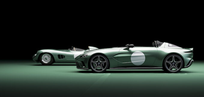 Optional DBR1 Specification now available on V12 Speedster 02