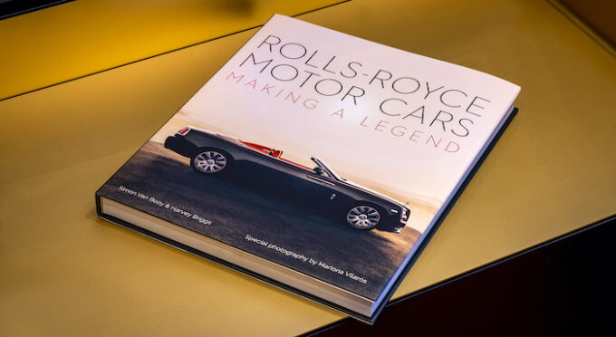 Rolls-Royce marks World Book Day with Making A Legend