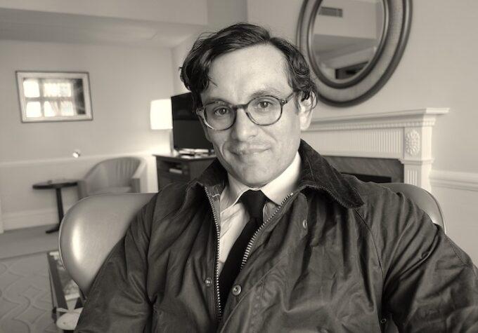 Simon VanBooy - author of Making A Legend