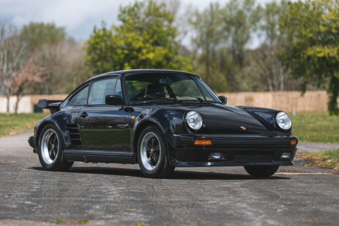 Silverstone Auctions Closes May Catalog with Low Mileage Examples -  1985 Porsche 911 (