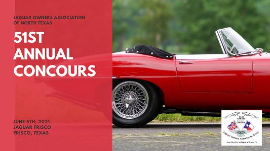 Jaguar Owners Assn of Norht Texas 51st Concours