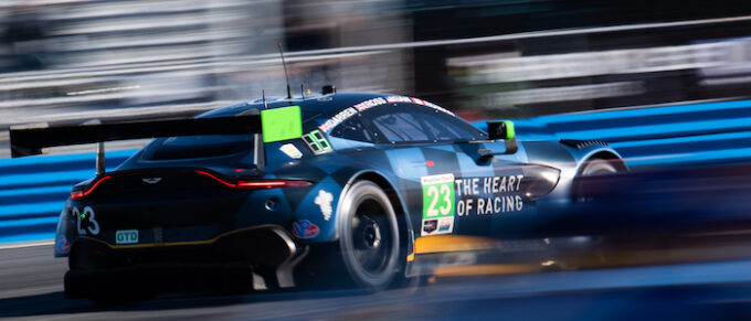 Aston Martin Racing Driver Academy - Ross Gunn - The Heart of Racing