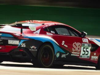 Aston Martin Racing Driver Academy - Tom Canning Mirage