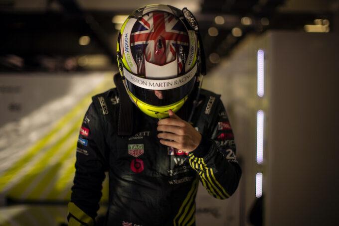 Aston Martin Racing Driver Academy - Young Driver
