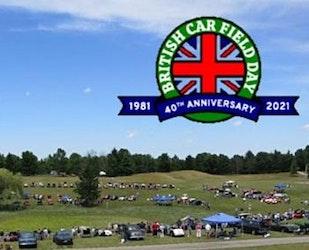 British Car Field Day - Sussex, WI