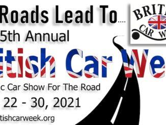 British Car Week 2021