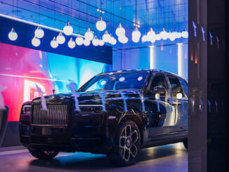 Inside The New World Of Luxury - Rolls-Royce Presents First Film Of New Showroom Visual Identity