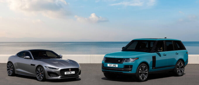 Jaguar Land Rover Reports Strong End to Fiscal 2020-21