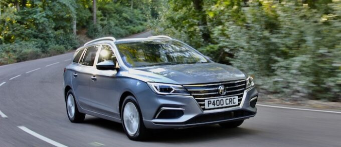 MG5 EV Wins Best Value in Electrifying Awards