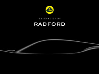 Radford announces first bespoke car, built in collaboration with Lotus Silhouette