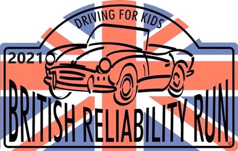 American British Reliability Run 2021 Logo