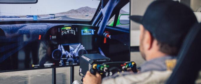 2 Bentley Fanatec GT3 Steering Wheel