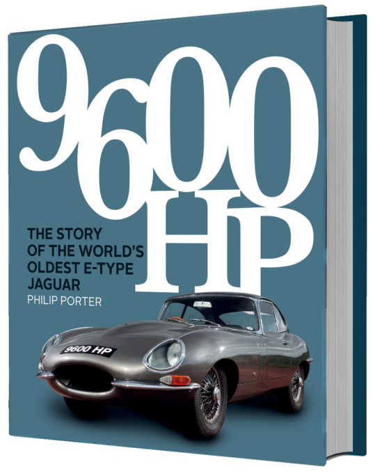 9600 HP Book By Philip Porter Cover