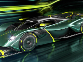 Aston Martin Valkyrie AMR Pro - the ultimate no rules hypercar 1