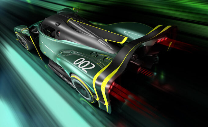 Aston Martin Valkyrie AMR Pro - the ultimate no rules hypercar 4