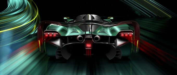 Aston Martin Valkyrie AMR Pro - the ultimate no rules hypercar 5