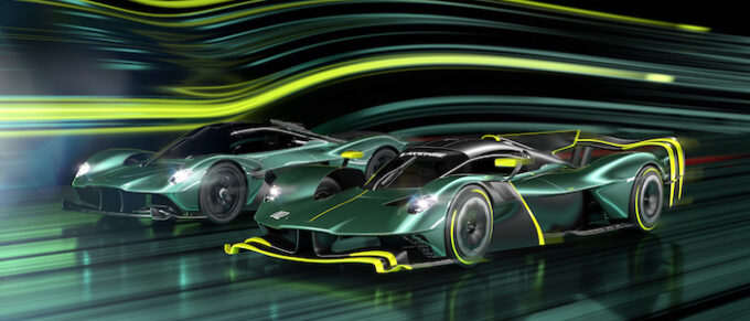 Aston Martin Valkyrie AMR Pro - the ultimate no rules hypercar 7