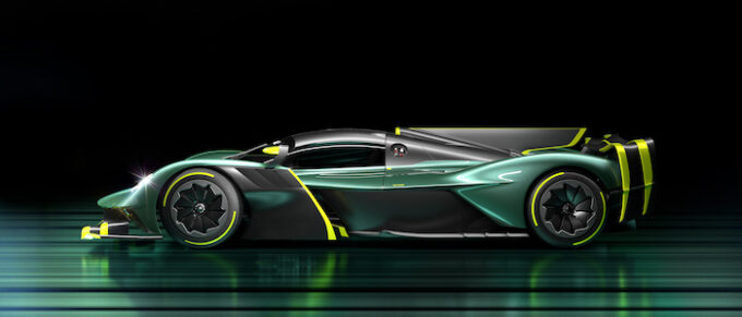 Aston Martin Valkyrie AMR Pro - the ultimate no rules hypercar 8