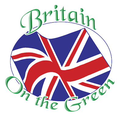 BOG - Brtain on the Green - Logo