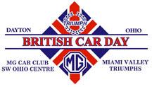 British Car Day Dayton Ohio