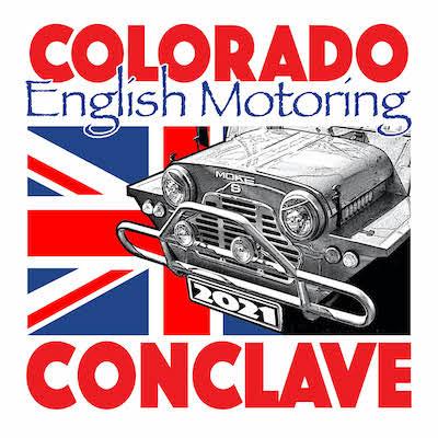Colorado English Motoring Conclave 2021