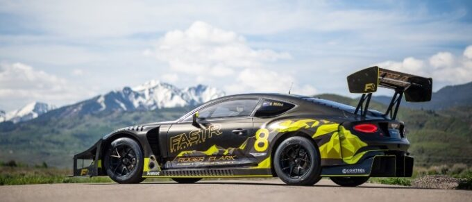 Continental GT3 Pikes Peak Livery - Low Side VIew
