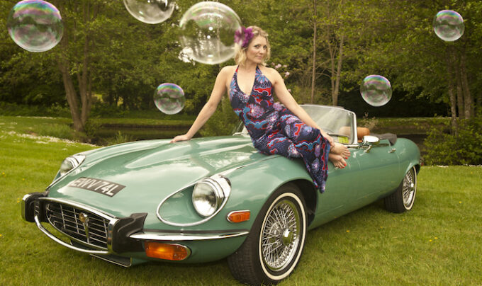 E-Type 60 - Eagle Photoshoot 11 by Abigail Humphries