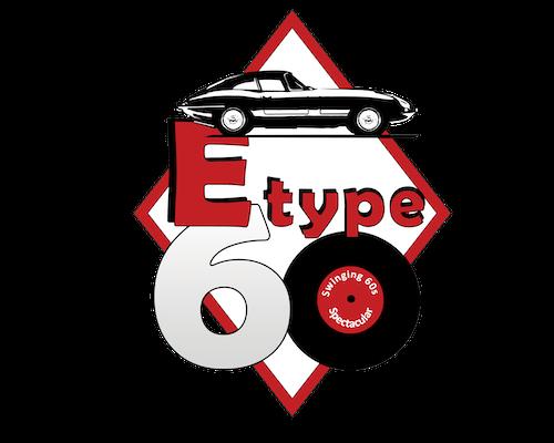 E-Type 60 Celebration Logo