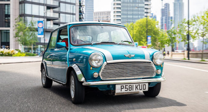 London Electric Cars  - Electric-powered classic Mini conversion that is light on the wallet and kind to the environment launched in UK - 1