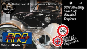 Historic Motorsport TV Releases New Film - The Beating Heart of Bristol Engines
