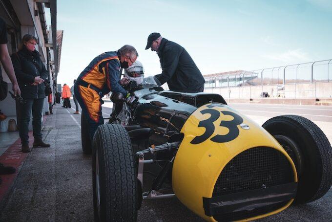 INRacing - Cooper Bristol from Historic Motorsport TV