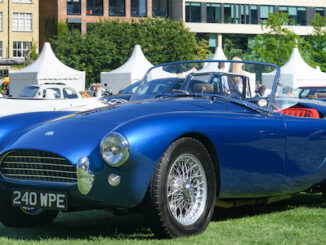 London Concours - The Lost Marques, sponsored by Montres Breguet – AC Ace