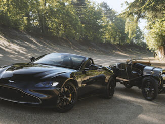 Q by Aston Martin Vantage Roadster A3 - hero