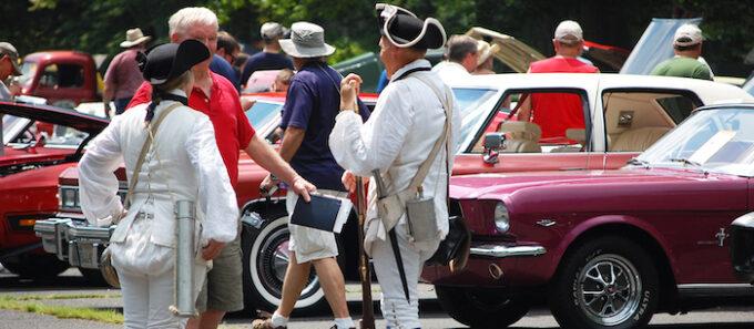 Rebels & Redcoats Classic Car Show 2021 - PA