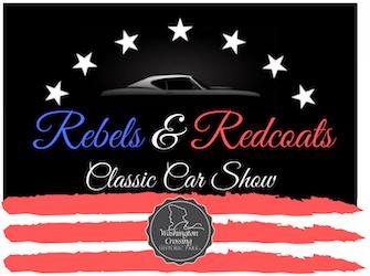 Rebels Redcoats Classic Car Show 2021