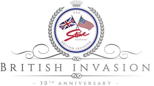 The British Invasion 30th Stowe