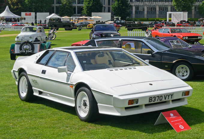 The London Concours Glorious First Day