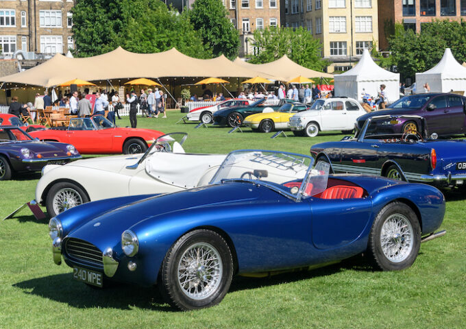 The Lost Marques, sponsored by Montres Breguet – AC Ace at London Concours 2021