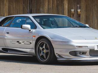Richard Hammond's 1999 Lotus Esprit Sport 350
