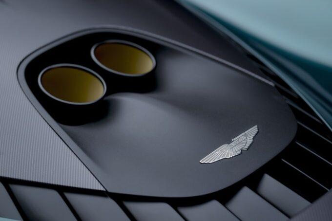 Aston Martin Valhalla Hybrid Supercar - Intake