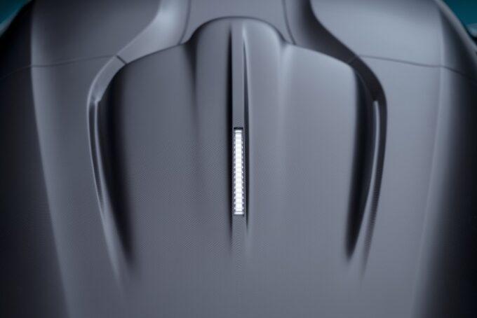 Aston Martin Valhalla Hybrid Supercar - Scoop Detail