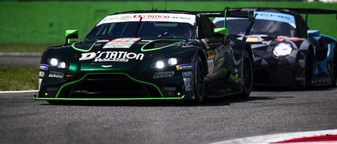 Aston Martin Vantage - 2021 FIA World Endurance Championship Monza, Italy 15th - 18th July 2021 Photo: Drew Gibson