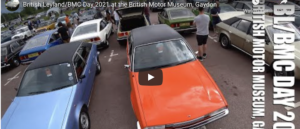 British Leyland / BMC Day 2021 at the British Motor Museum, Gaydon