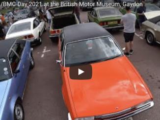 British Leyland BMC Day 2021 at the British Motor Museum Gaydon