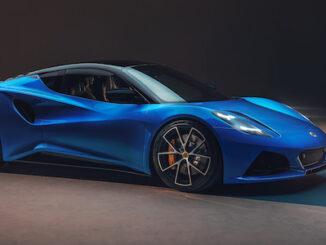 Lotus Emira Front 3qtr